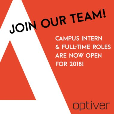 Optiver Campus Reqs - Open