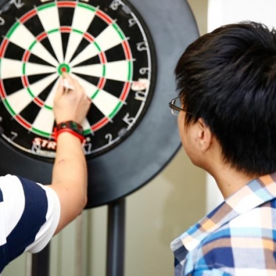 AP Image Darts (Shanghai)