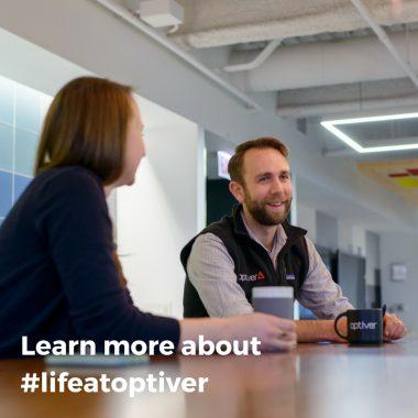CHI Life at Optiver Video
