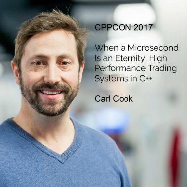 EU - Carl Cook C++